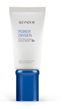 City Pollution Block Cream + o2