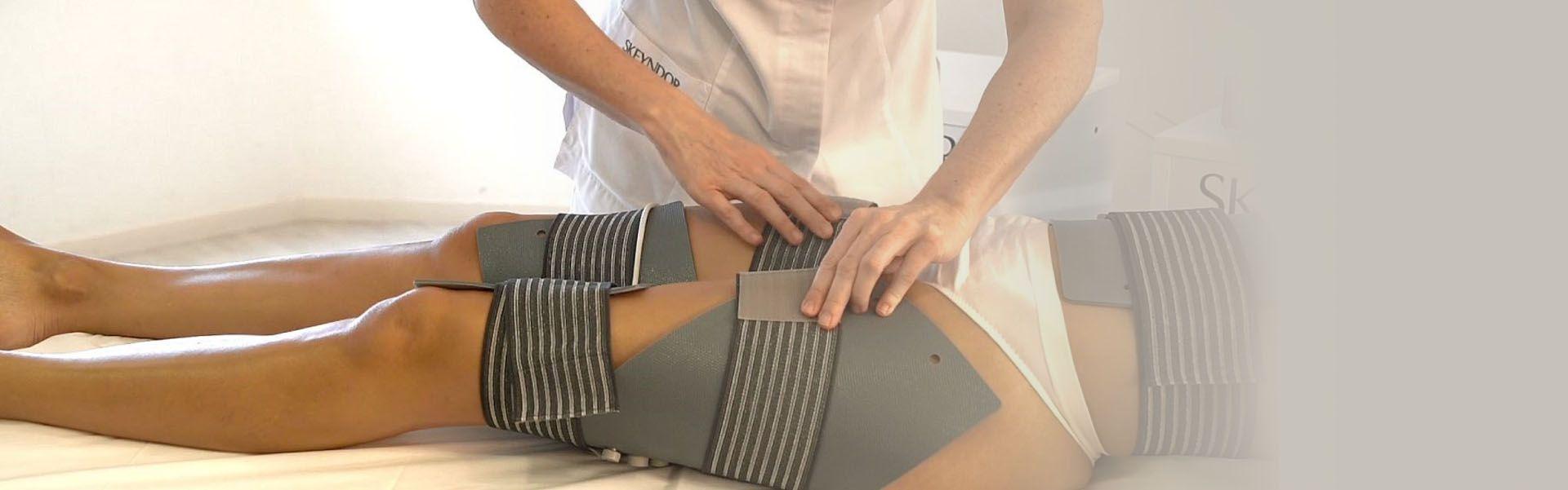 Fototerapia dinámica corporal en Valencia. Sentir & Ser Centro de Estética Avanzado en Valencia